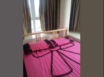 EasyRoommate SG - CONDO MASTER ROOM NEAR POTONG PASIR MRT FOR RENT , Serangoon - $1,300 pm