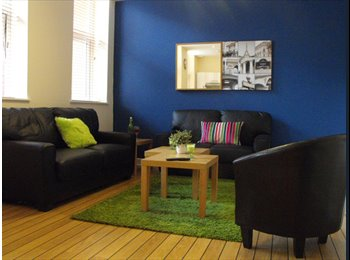 EasyRoommate UK - Jazz Bar Rooms, Preston - £386 pcm