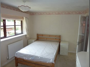 EasyRoommate UK - RE-AVAILABLE Super STUDENT House. Right opposite Uni Gates. Suit Group  3., Worcester - £468 pcm