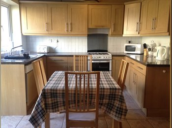 EasyRoommate UK - SUNNY MASTER BEDROOM IN A NEWLY REFURBISHED TOWNHOUSE, Plumstead - £575 pcm
