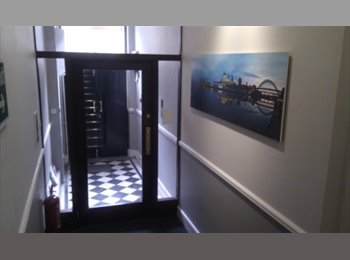 EasyRoommate UK - Prime City Centre . Grey St . 2 Bed Maisonette., Princess Square - £1,000 pcm