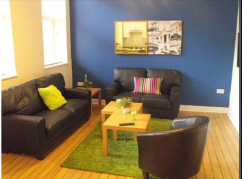 EasyRoommate UK - Flat 3, Jazz Bar, Preston - £411 pcm