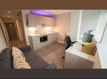EasyRoommate UK - Studio Apartments in the City Centre! Great Location and complete with Smart Technology Features, Sheffield - £684 pcm