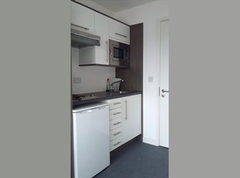 EasyRoommate UK - High Spec STUDIO with city views!, Sheffield - £563 pcm