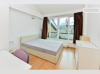 EasyRoommate UK - Flamboyant Double in Magical Apartmant, Silvertown - £867 pcm