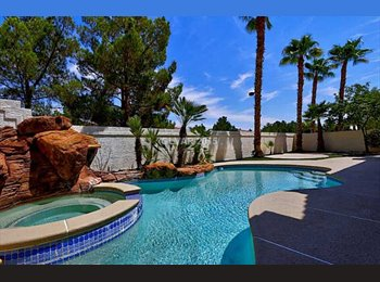 EasyRoommate US - Room For Rent In South Summerlin $700 (Including all utilities), Queensridge - $700 pm