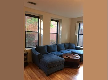 EasyRoommate US - Roommate Wanted: Back Bay / South End Apartment with HUGE living room and private bathroom, Columbus - $1,850 pm