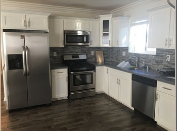 EasyRoommate US - FULLY FURNISHED APARTMENT AT HOLLYWOOD/KOREATOWN BEGINNING FROM $450, Rampart Village - $450 pm