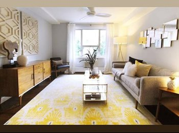 EasyRoommate US - AFFORDABLE-SPACIOUS-NO FEE-SEEKING ROOMMATES NOW-ALL UTILITIES COVERED , Gramercy Park - $1,800 pm
