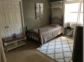 EasyRoommate US - COZY FURNISHED ROOM IN GATED CONDO COMMUNITY, Sandy Springs - $750 pm