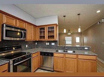 EasyRoommate US - Luxury 2 bedroom and 2 bathroom condo, Midtown - $1,650 pm