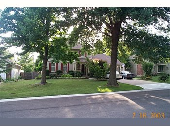 EasyRoommate US - Fully furnished, All Utilities, HouseKeeper, Exercise Equipment and HS Internet Included, Overland Park - $439 pm