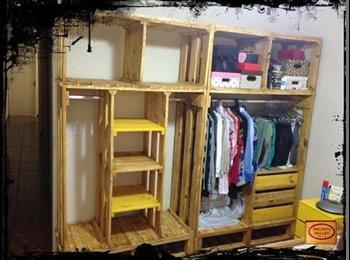 CompartoApto VE - alquilo habitacion para estudiante, Barquisimeto - BsF 50.000 por mes