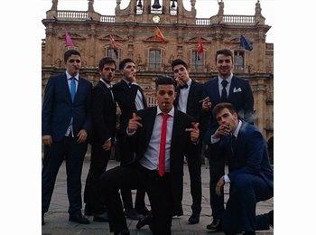 EasyPiso ES - Omar - 22 - Salamanca