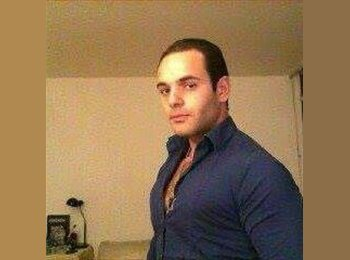 Appartager BE - Yves - 28 - Charleroi
