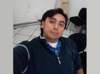 CompartoDepa MX - Luis - 29 - Córdoba