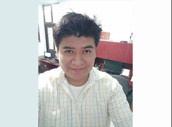 CompartoDepa MX - Antonio - 32 - Monterrey