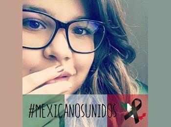 CompartoDepa MX - Alejandra - 24 - Querétaro