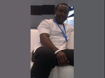 EasyRoommate UK - Edward Acheampong  - 40 - The Park