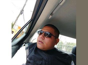 CompartoDepa MX - Dominic - 24 - Huixquilucan