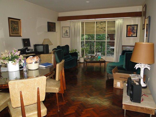 Habitacion en alquiler en Buenos Aires - Prolijo y amplio cuarto en un departamento Almagro   CompartoDepto - Image 5
