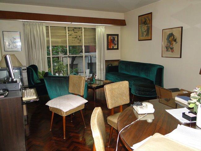 Habitacion en alquiler en Buenos Aires - Prolijo y amplio cuarto en un departamento Almagro   CompartoDepto - Image 6