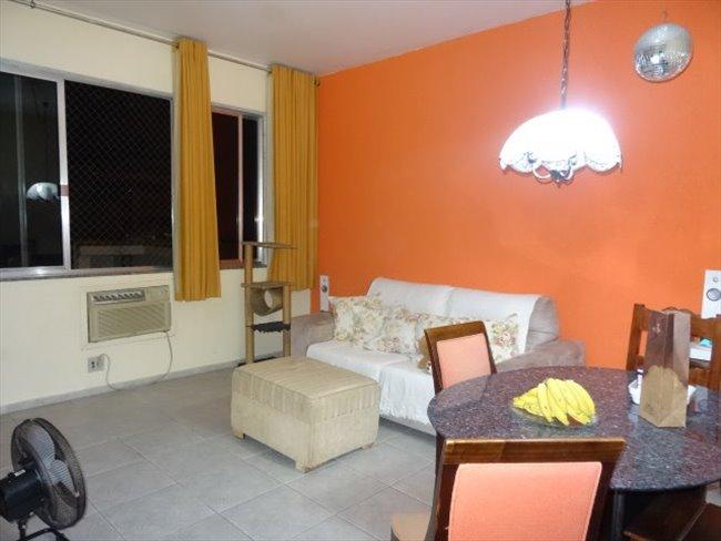 Aluguel kitnet e Quarto em Copacabana - Quarto casal aconchegante; | EasyQuarto - Image 2