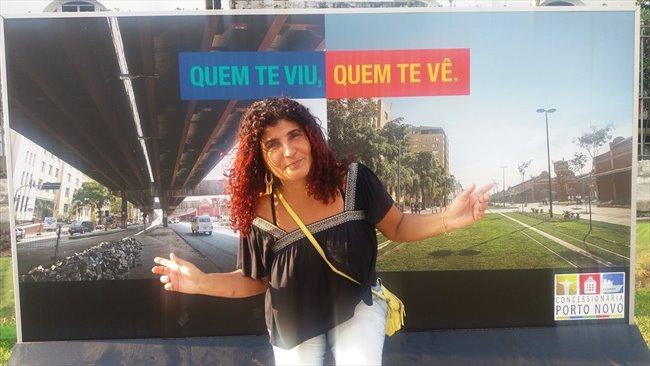 Aluguel kitnet e Quarto em Copacabana - Quarto casal aconchegante; | EasyQuarto - Image 8