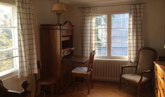 Colocation à Zürich - STUDIO IN JUGENDSTYLVILLA   EasyWG - Image 1