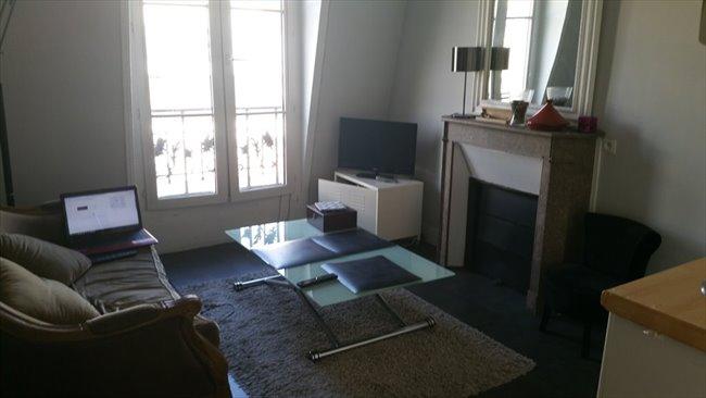 Colocation à 19ème Arrondissement - Appartement en temps partagé | Appartager - Image 1