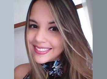 EasyQuarto BR - Carla - 27 - Salvador