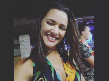 EasyQuarto BR - Maryanne - 29 - Rio de Janeiro