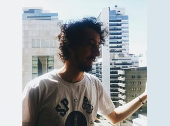 EasyQuarto BR - Jhonny - 25 - Curitiba
