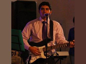 CompartoDepto CL - Carlos - 26 - Chillán