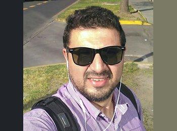 CompartoDepto CL - Robert - 46 - Santiago Centro