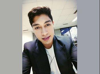 CompartoDepto CL - Patricio  - 24 - Santiago