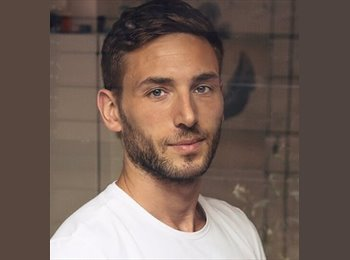 Appartager FR - Maxime - 29 - Paris - Ile De France