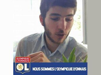 Appartager FR - David - 26 - Thionville
