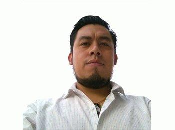 CompartoDepa MX - Ricardo - 29 - Monterrey