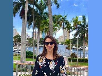 EasyRoommate US - Veronica - 34 - Fort Lauderdale