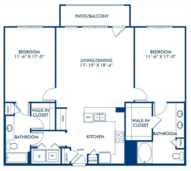 Room for rent in design district roommate wanted 2 br 2 bath apartment in design district Dallas design district bathroom
