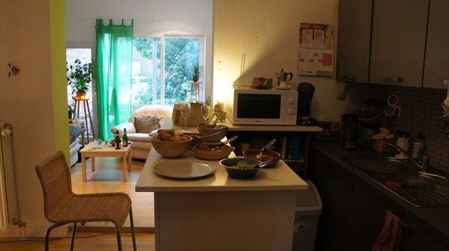 Colocation à Rue Bonneels, Saint-Josse-ten-Noode -  chambre meublée dans appart 80m² à louer novembre | Appartager - Image 1