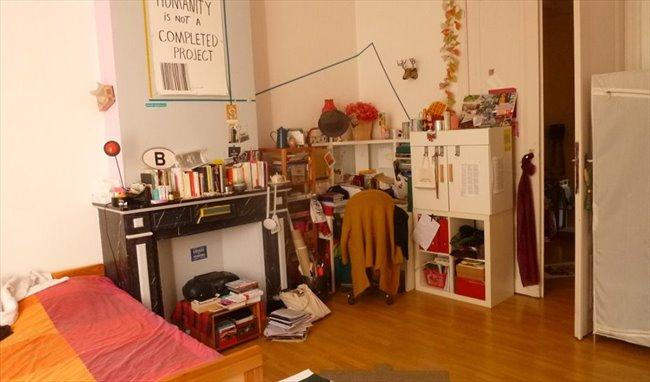 Colocation à Rue Bonneels, Saint-Josse-ten-Noode -  chambre meublée dans appart 80m² à louer novembre | Appartager - Image 2