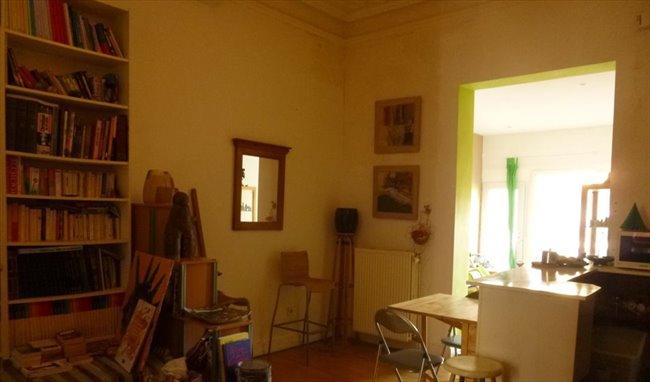 Colocation à Rue Bonneels, Saint-Josse-ten-Noode -  chambre meublée dans appart 80m² à louer novembre | Appartager - Image 5