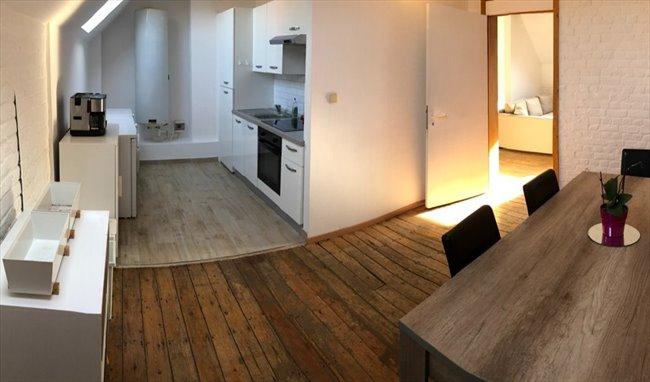 Colocation à Rue Frans Binjé, Schaerbeek - Chambre étudiante/stagiaire dans triplex (Ch.2) | Appartager - Image 3