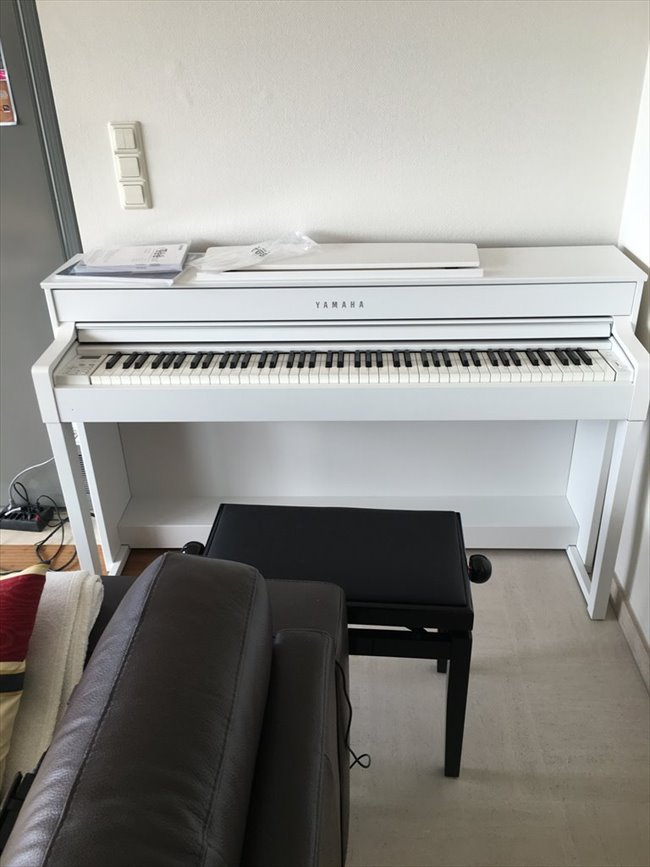 Colocation à Rue d'Avalon, Luxembourg - Appartement in Kirchberg near EIB/KPMG/Auchan with WIFI after 1. Feb. 2018 | Appartager - Image 3