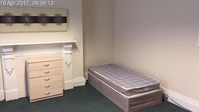Room to rent in Aglionby Street, Carlisle - King size room - Image 1