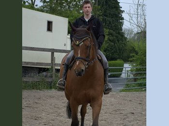 Appartager BE - Ludovic - 22 - Liège