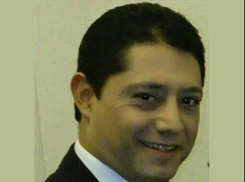 CompartoDepa MX - Gabriel - 45 - Gustavo A. Madero