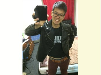 EasyRoommate UK - Jian Hao - 24 - Louth